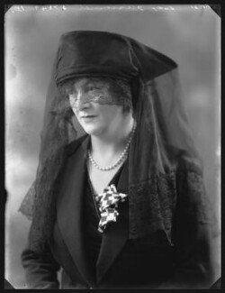 Pamela Grey (née Wyndham, later Lady Glenconner), Viscountess Grey of Fallodon, by Bassano Ltd - NPG x36651