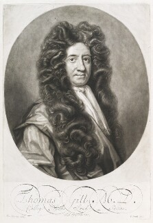 Thomas Gill, by John Smith, after  Thomas Murray, 1700 - NPG  - © National Portrait Gallery, London