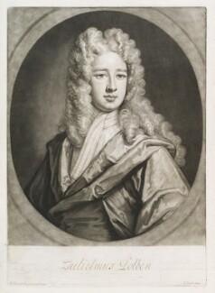 William Dolben, by John Smith, after  Sir Godfrey Kneller, Bt - NPG D11685