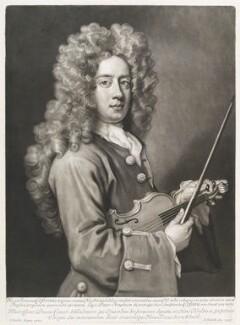 Nicola Cosimo, by John Smith, after  Sir Godfrey Kneller, Bt, 1706 - NPG D11693 - © National Portrait Gallery, London