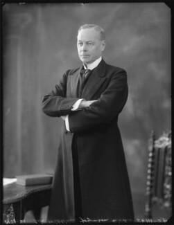 William Joynson-Hicks, 1st Viscount Brentford, by Bassano Ltd, 19 March 1921 - NPG x120868 - © National Portrait Gallery, London