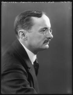 Thomas Jeeves Horder, 1st Baron Horder, by Bassano Ltd - NPG x120871