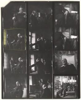 Winston Churchill, by Elsbeth R. Juda - NPG x87826