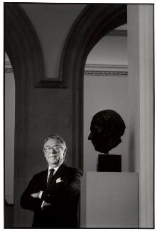 John Trevor Hayes, by Philip Sayer - NPG x87882