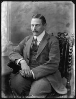 Prince Gustavus of Denmark, by Bassano Ltd - NPG x120959