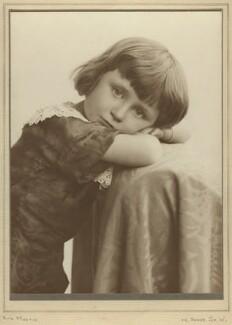 Lallie Charles Cowell (née Martin), by Rita Martin - NPG x125439