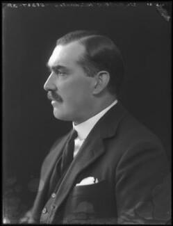 Robert Molesworth Kindersley, 1st Baron Kindersley, by Bassano Ltd, 20 May 1921 - NPG x68872 - © National Portrait Gallery, London