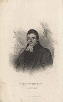 Timothy East, by William Thomas Fry, after  Unknown artist - NPG D13210