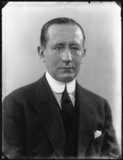 Guglielmo Marconi, by Bassano Ltd - NPG x75734