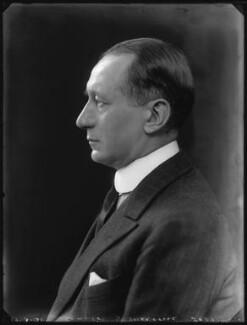 Guglielmo Marconi, by Bassano Ltd - NPG x75735