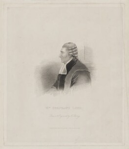 John Lens, by Charles Penny, published by  Anna Sweet - NPG D13222