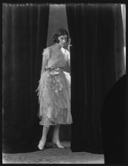 Beatrice Gladys Lillie (Lady Peel), by Bassano Ltd - NPG x31151
