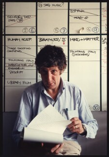 Jonathan Miller, by Judith Aronson, 1978 - NPG x26035 - © Judith Aronson / National Portrait Gallery, London