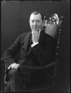 Harold James Selbourne Woodhouse, 2nd Baron Terrington, by Bassano Ltd - NPG x121018