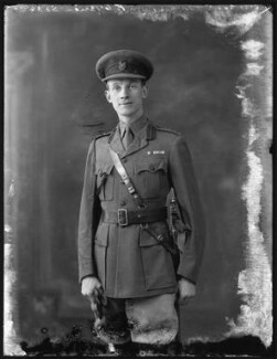 Donough Edward Foster O'Brien, 16th Baron Inchiquin, by Bassano Ltd - NPG x120977