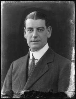 William Mitchell-Thomson, 1st Baron Selsdon, by Bassano Ltd - NPG x120990