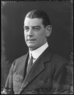 William Mitchell-Thomson, 1st Baron Selsdon, by Bassano Ltd - NPG x120991