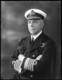 Sir Reginald Godfrey Otway Tupper, by Bassano Ltd - NPG x121000