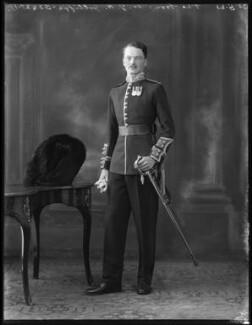 William George Hervey Jolliffe, 4th Baron Hylton, by Bassano Ltd - NPG x121006