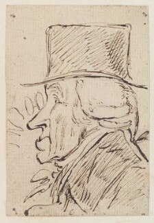 William Baillie, by James Gillray - NPG D12751