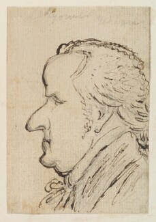 George Granville Leveson-Gower, 1st Duke of Sutherland, by James Gillray - NPG D12753
