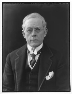 Sir Ernest Gordon Graham Graham-Little, by Bassano Ltd - NPG x121060