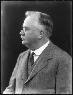 Sir John Harvard Biles, by Bassano Ltd - NPG x121076