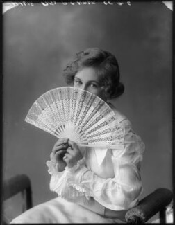 Pauline Chase, by Bassano Ltd, 4 June 1908 - NPG  - © National Portrait Gallery, London