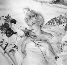 Marilyn Monroe, by Cecil Beaton, 22 February 1956 - NPG x40277 - © Cecil Beaton Studio Archive, Sotheby's London