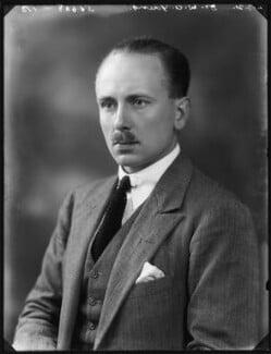 William Arthur Young, by Bassano Ltd - NPG x121077