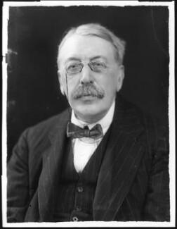 Sir Charles Villiers Stanford, by Bassano Ltd - NPG x121097