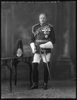 Douglas Haig, 1st Earl Haig, by Bassano Ltd - NPG x121105
