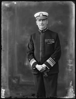 Albert P. Niblack, by Bassano Ltd - NPG x121132
