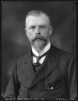 (Arthur) Oliver Villiers Russell, 2nd Baron Ampthill, by Bassano Ltd, 17 August 1921 - NPG x121133 - © National Portrait Gallery, London
