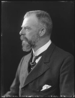 (Arthur) Oliver Villiers Russell, 2nd Baron Ampthill, by Bassano Ltd, 17 August 1921 - NPG x121136 - © National Portrait Gallery, London