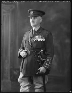 Sir William Allen, by Bassano Ltd - NPG x121151