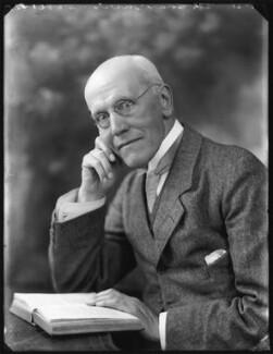 Sir Charles Henry Davis, by Bassano Ltd - NPG x121156