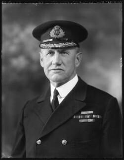 Sir Bertram Fox Hayes, by Bassano Ltd - NPG x121159