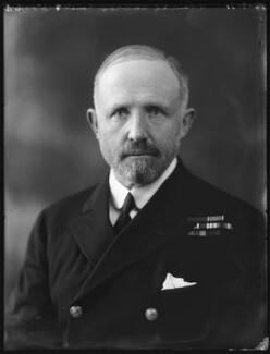Sir Aubrey Clare Hugh Smith, by Bassano Ltd - NPG x121161