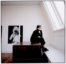 Alison Jackson, by Julian Anderson, December 2000 - NPG x125479 - © Julian Anderson