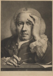 Thomas Frye, by Thomas Frye - NPG D12033