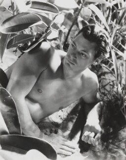 Johnny Weissmuller, by Cecil Beaton - NPG x40398