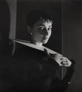 Audrey Hepburn, by Cecil Beaton, 1954 - NPG x40177 - © Cecil Beaton Studio Archive, Sotheby's London