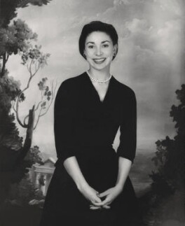 Margot Fonteyn, by Paul Tanqueray - NPG x14285