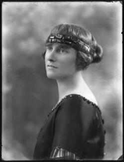 Valerie Woodhouse (née Phillips), Lady Terrington, by Bassano Ltd - NPG x121191