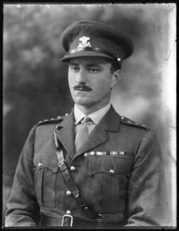William Humble Eric Ward, 3rd Earl of Dudley, by Bassano Ltd - NPG x121197