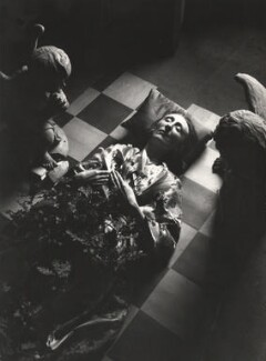Edith Sitwell, by Cecil Beaton - NPG x40362