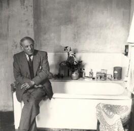 Pablo Picasso, by Cecil Beaton, 1944 - NPG x40329 - © Cecil Beaton Studio Archive, Sotheby's London