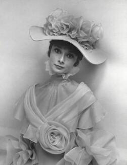 Audrey Hepburn, by Cecil Beaton, 1963 - NPG x40167 - © Cecil Beaton Studio Archive, Sotheby's London