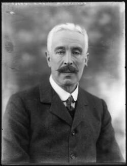 Sir Frederick William Moore, by Bassano Ltd - NPG x121208
